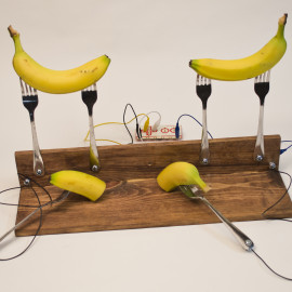 Makey Makey, Copyright by 2.0 Pete Prodoehl